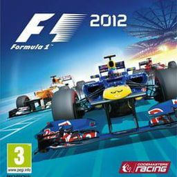 一级方程式赛车2012