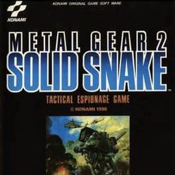 燃烧战车2:固体蛇