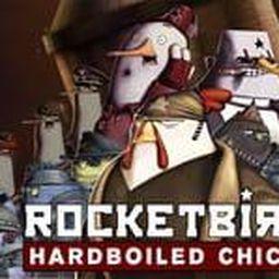火箭鳥:鐵漢雄雞