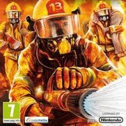 火場英雄:消防隊員