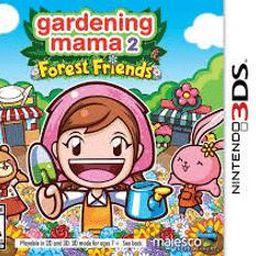 園藝媽媽 2 - 媽媽與森林的小伙伴們