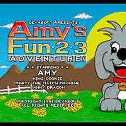 Amy's Fun-2-3 Adventure