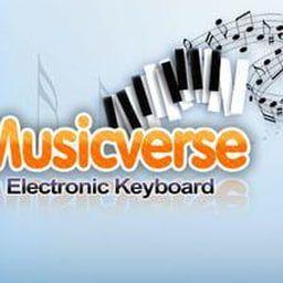 Musicverse: Electronic Keyboard