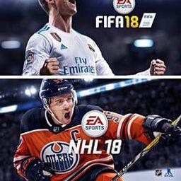 EA SPORTS FIFA 18 & NHL 18 Bundle