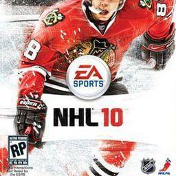 NHL冰球10