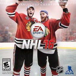 NHL冰球16