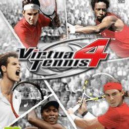 虛擬網球 4