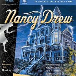 南茜·德鲁:鬼屋里的讯息