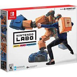 任天堂 Labo 机器人工具箱软件