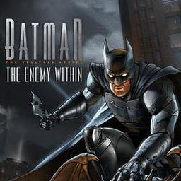 蝙蝠侠:内敌 - Telltale 系列游戏