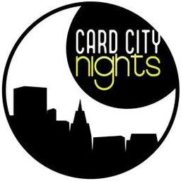 卡片城之夜
