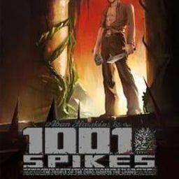 1001 尖刺