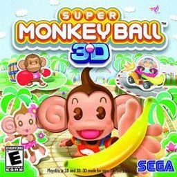 超級猴子球3D
