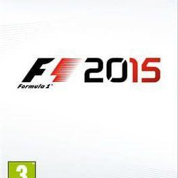 F1 方程式赛车 2015