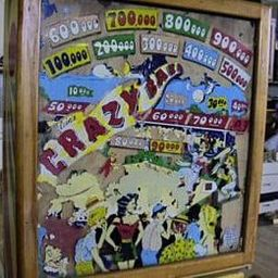 Crazy Ball Pinball