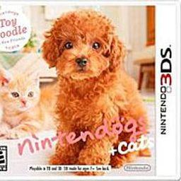 任天貓狗 玩具貴賓犬與新伙伴
