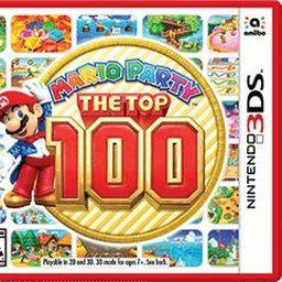 马里奥派对:最佳 100 小游戏