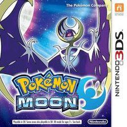 精灵宝可梦:月亮