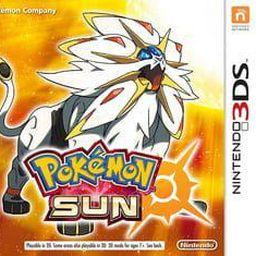 精灵宝可梦:太阳