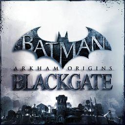 蝙蝠俠:阿卡姆起源 黑門