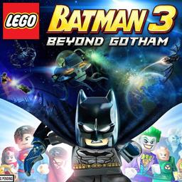樂高蝙蝠俠3:飛越哥譚市