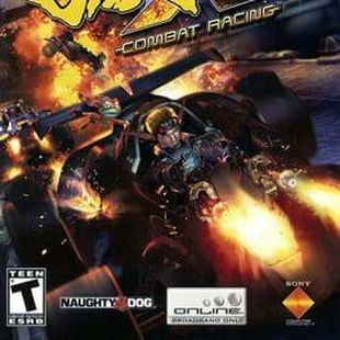 杰克和达斯特 X:战斗赛车