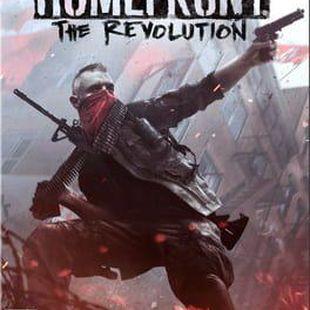 國土防線 2:革命