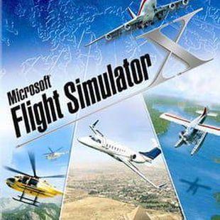 微软飞行模拟 X