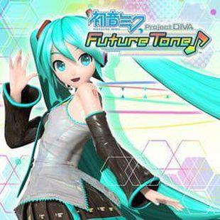 初音未来:歌姬计划 未来音色