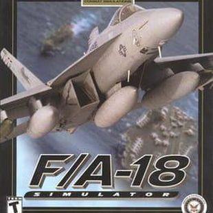 简式 F/A-18