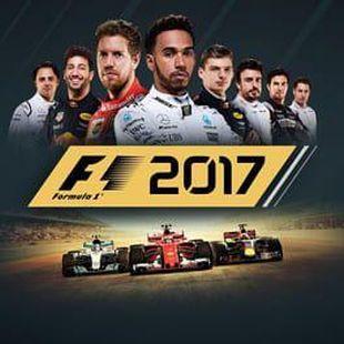 F1 方程式赛车 2017