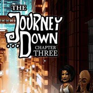 一路向北:第三章