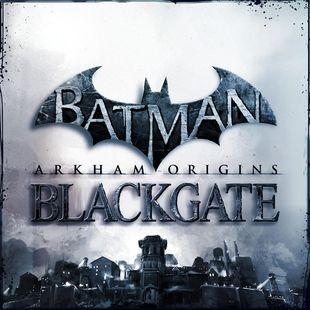 蝙蝠侠:阿卡姆起源 黑门