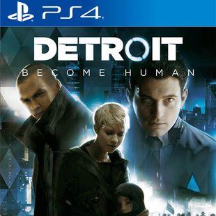 底特律:成為人類