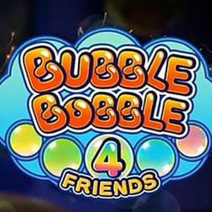 泡泡龙:4个朋友