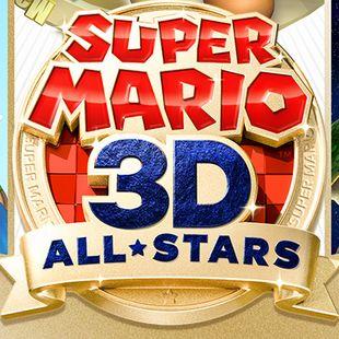 超级马力欧 3D 收藏辑