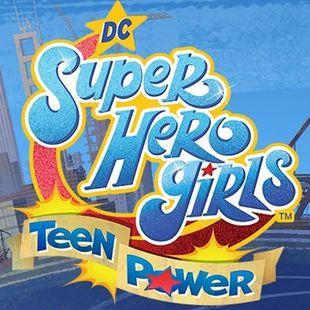 DC超级英雄女孩 青春力量