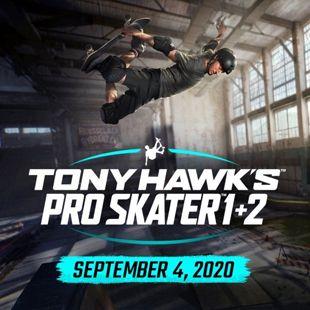 托尼霍克職業滑板 1+2合集