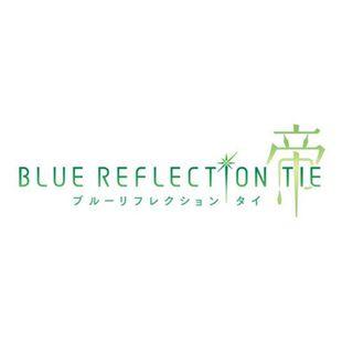 蓝色反射 帝