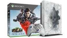 《戰爭機器5》限定版Xbox One X發表 9月6日上市售價499美元