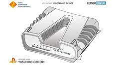 索尼互動娛樂申請了一個硬件設備的專利 看上去像真正的PSV