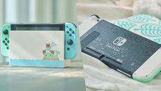 《集合啦!动物森友会》限定版Switch公布 简洁配色还原游戏风格