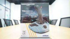 圖馬思特TCA空客版飛行搖桿開箱 真實還原民航飛機駕駛體驗