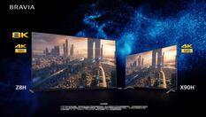 4K+120FPS+HDR/8K+HDR+光線追蹤 索尼電視展現王者級視覺體驗