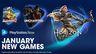 《地平线 零之曙光》等三款作品将在明年1月加入PS Now