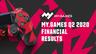 開發/發行商MY.GAMES 2020 Q2季度財報 全球收入增長46%