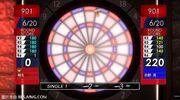 《如龍5 HD版》飛鏢小游戲高級飛鏢完美零封演示視頻