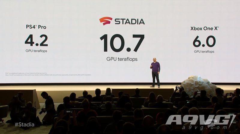 """GDC 2019谷歌发布会总结 云游戏服务""""STADIA""""正式公布"""