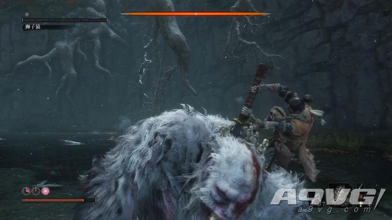 《只狼 影逝二度》狮子猿忍杀视频攻略 狮子猿怎么打