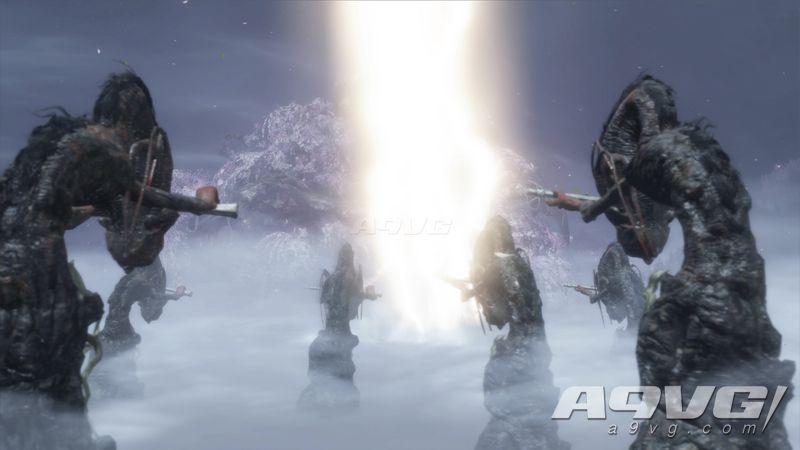 《只狼 影逝二度》樱龙BOSS战视频攻略 樱龙BOSS战怎么打